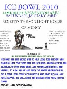 LimeBluff 2010 flyer
